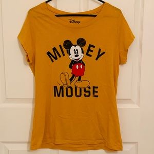 Disney Mickey Mouse tee junior size XXL (19)